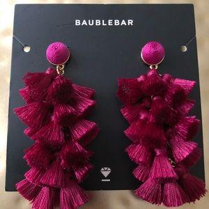 Baublebar CONTESSA TASSEL EARRINGS!